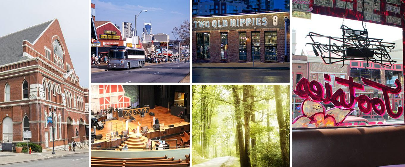 'Nashville' Tv Show Bus Tour