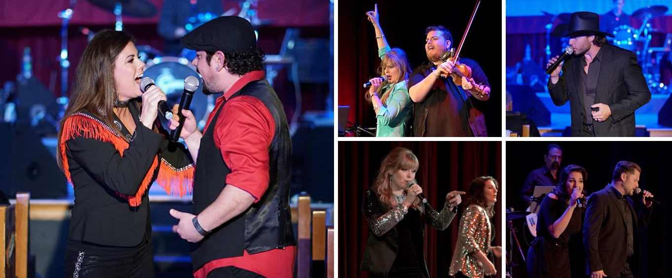 The Music Of Nashville: A Magical Journey Show
