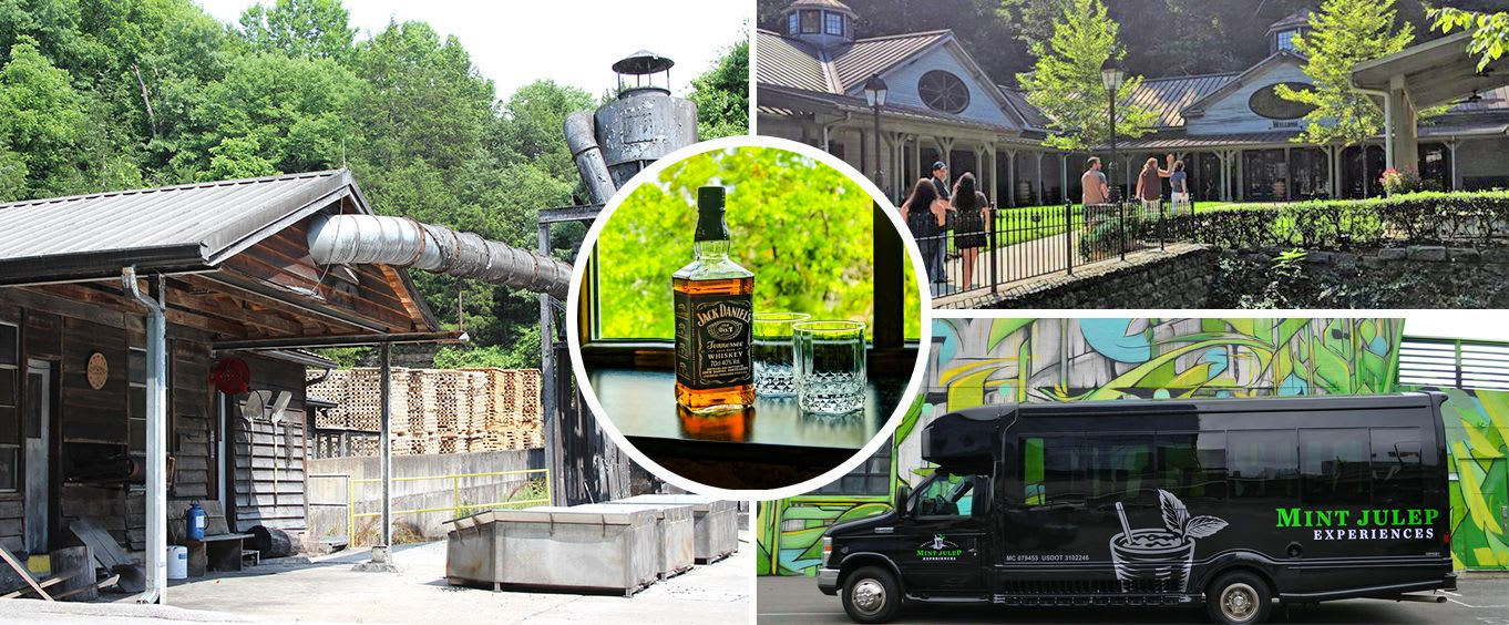 Jack Daniel's Hometown Experience Lunch Tour: Tennessee Whiskey Adventure