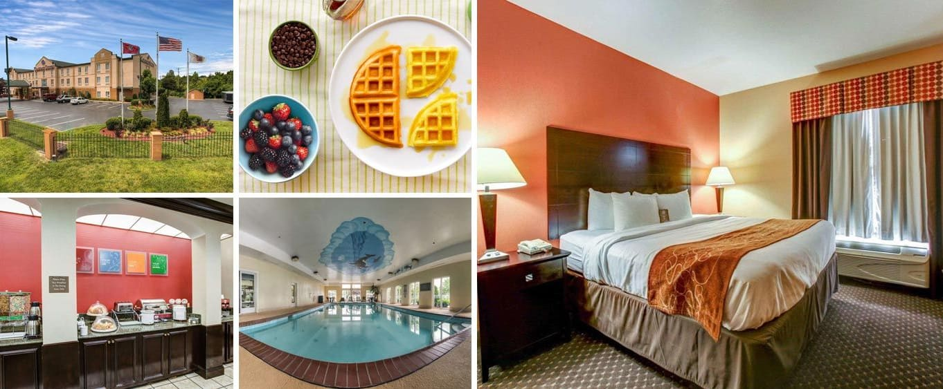 Comfort Suites At Rivergate Mall - Goodlettsville, TN
