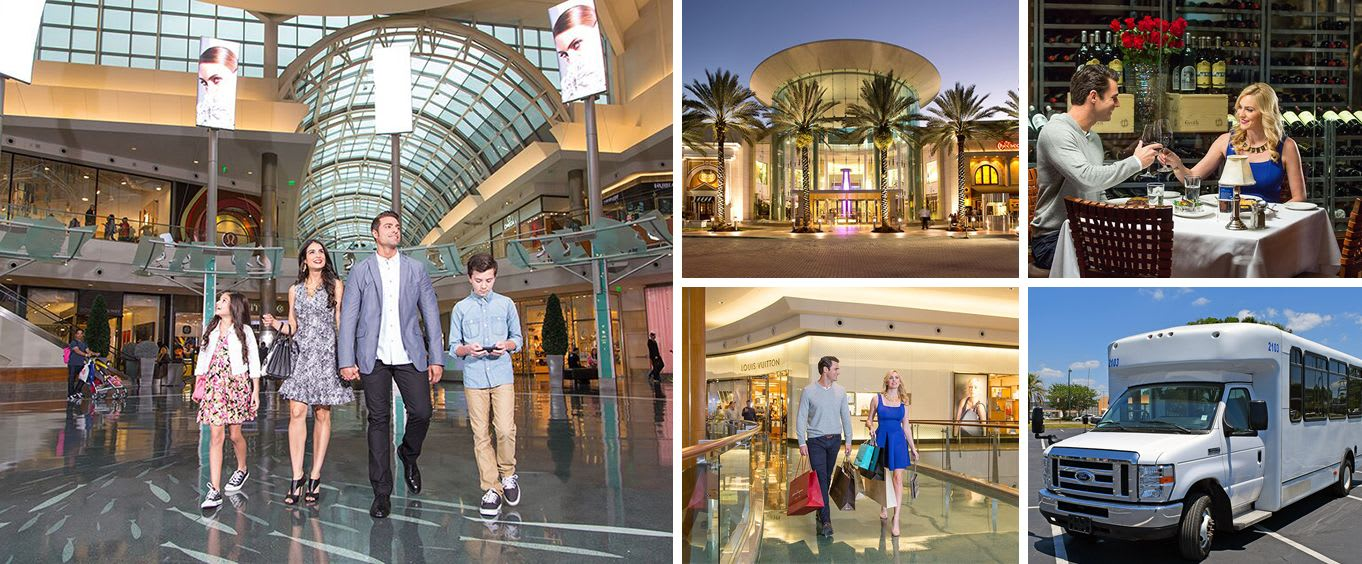 The Mall at Millenia Shopping Tour