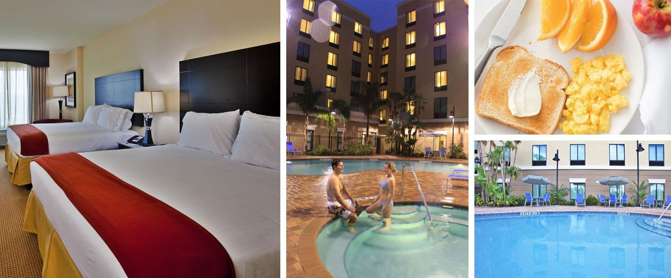 Holiday Inn Express & Suites International Drive