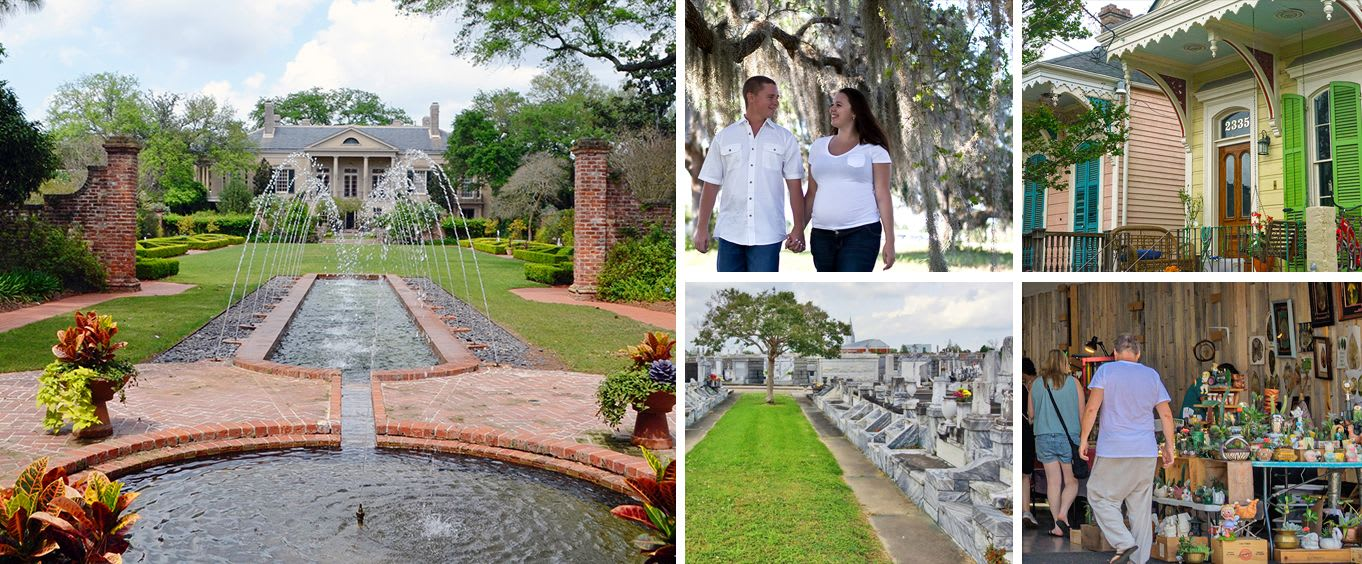 Garden District, Irish Channel, & Lafayette Cemetery Walking Tour