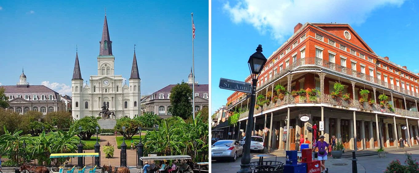 Historical New Orleans City Tour