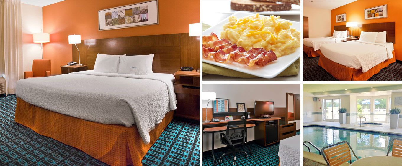 Fairfield Inn By Marriott Savannah Airport