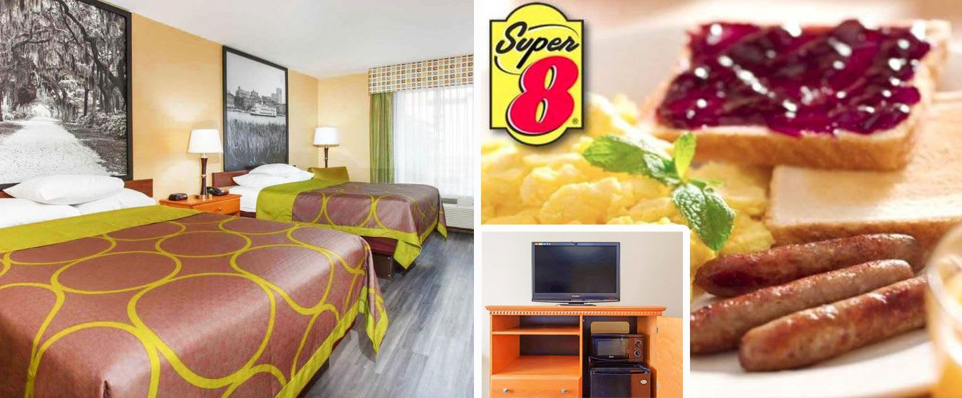Super 8 Savannah