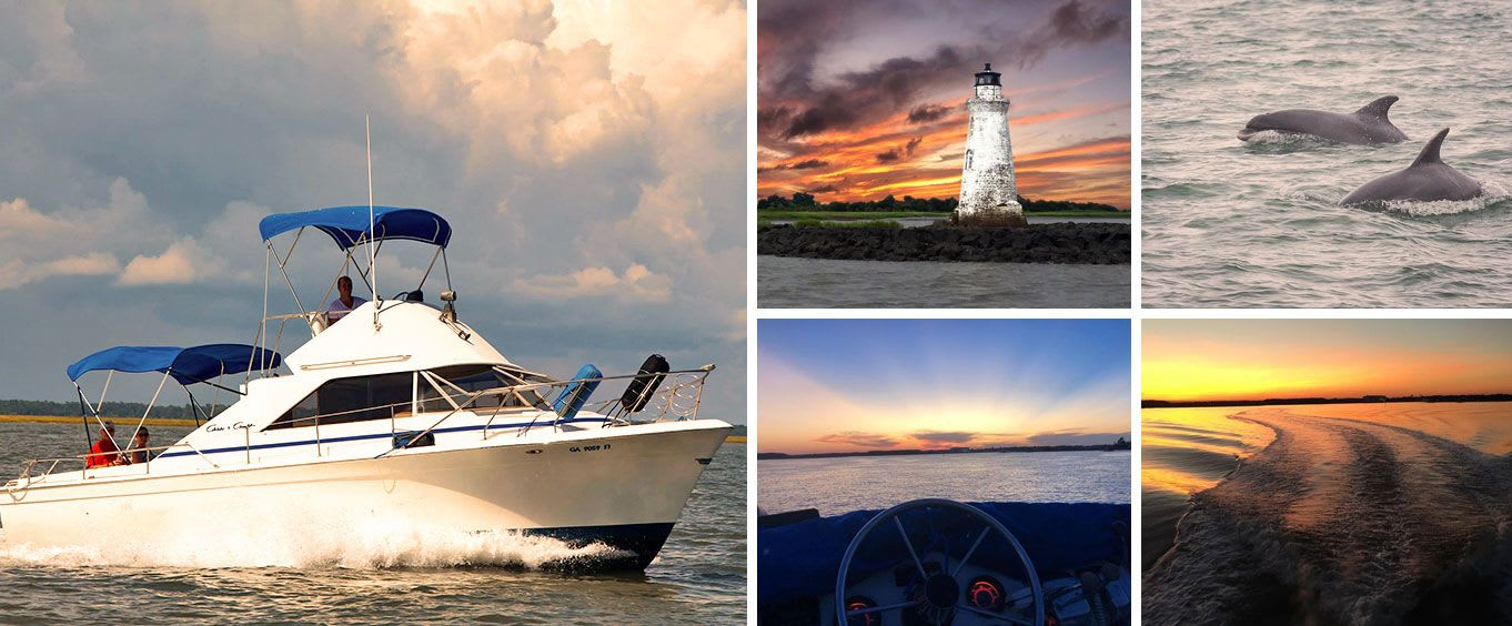 Savannah Sunset Cruises