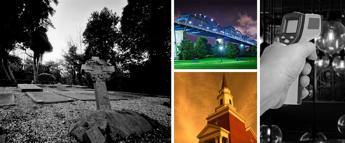 Chattanooga Cemetery Ghost Hunt