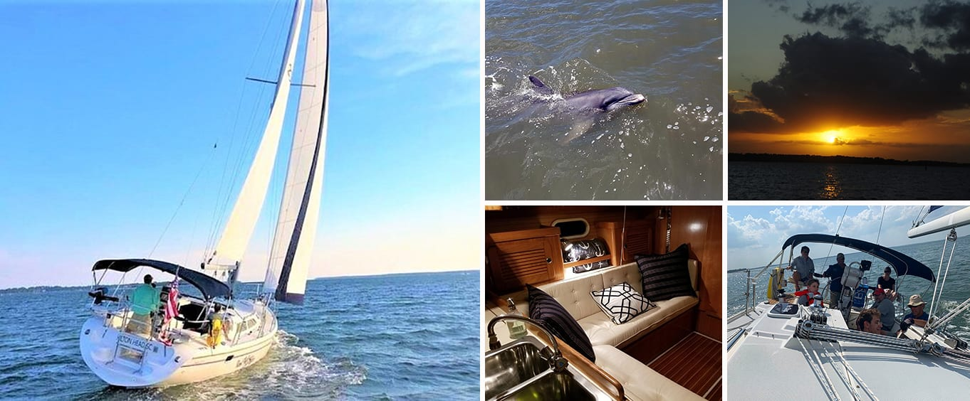 3 Hour Private Sailing Charter