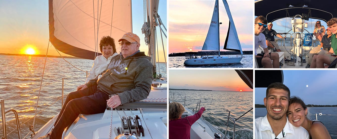 Sunset Sail and Dolphin Watch