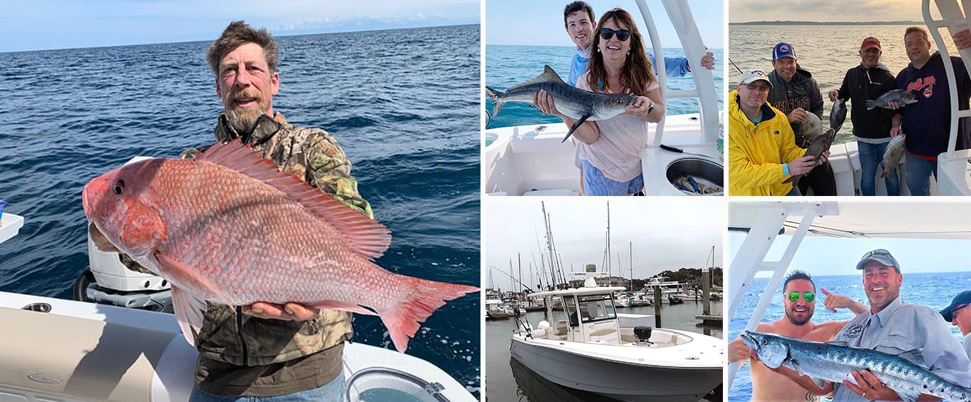 Offshore & Inshore Fishing, Dolphin, and Nature Tours