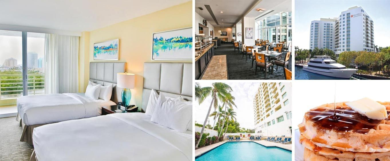 Gallery One Ft Lauderdale a DoubleTree Suites by Hilton Htl