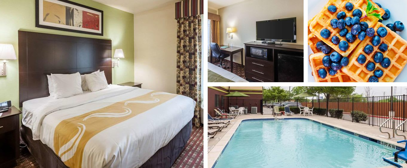 Quality Inn Near Seaworld San Antonio
