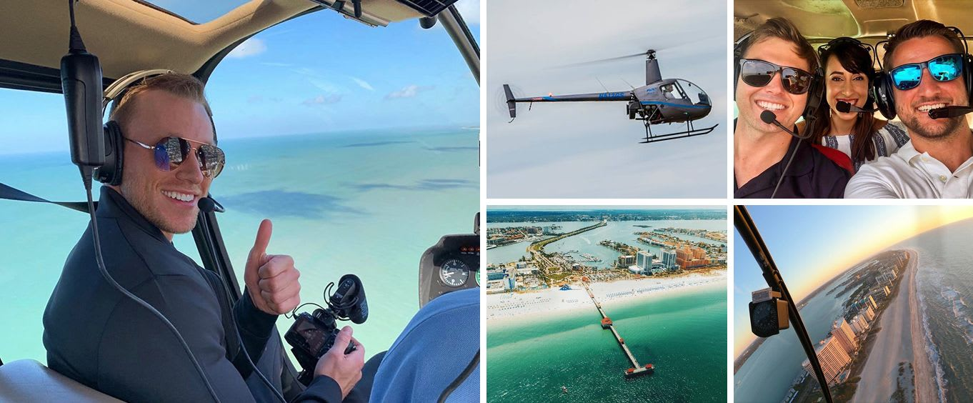 Clearwater Helicopter Tours