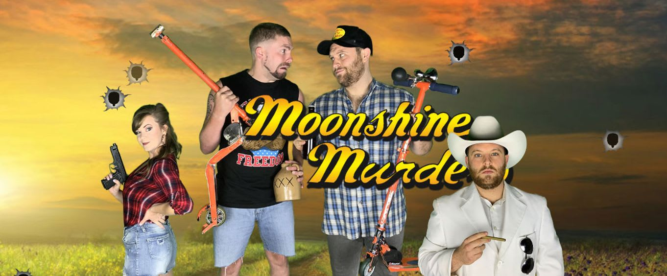 Moonshine Murders Dinner and Show