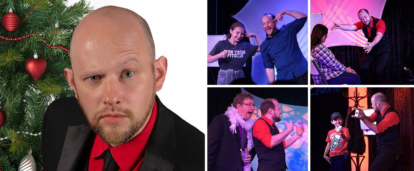 Impossibilities Magic Show - An Evening of Magic, Mindreading and Mayhem
