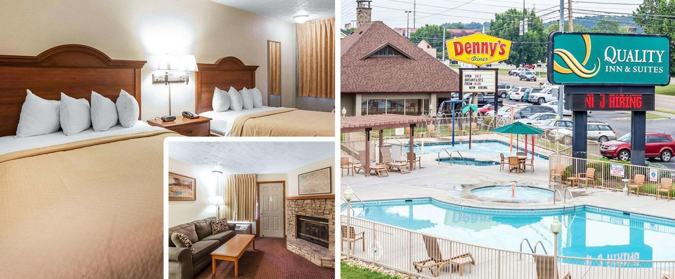 Quality Inn & Suites at Dollywood Lane Pigeon Forge