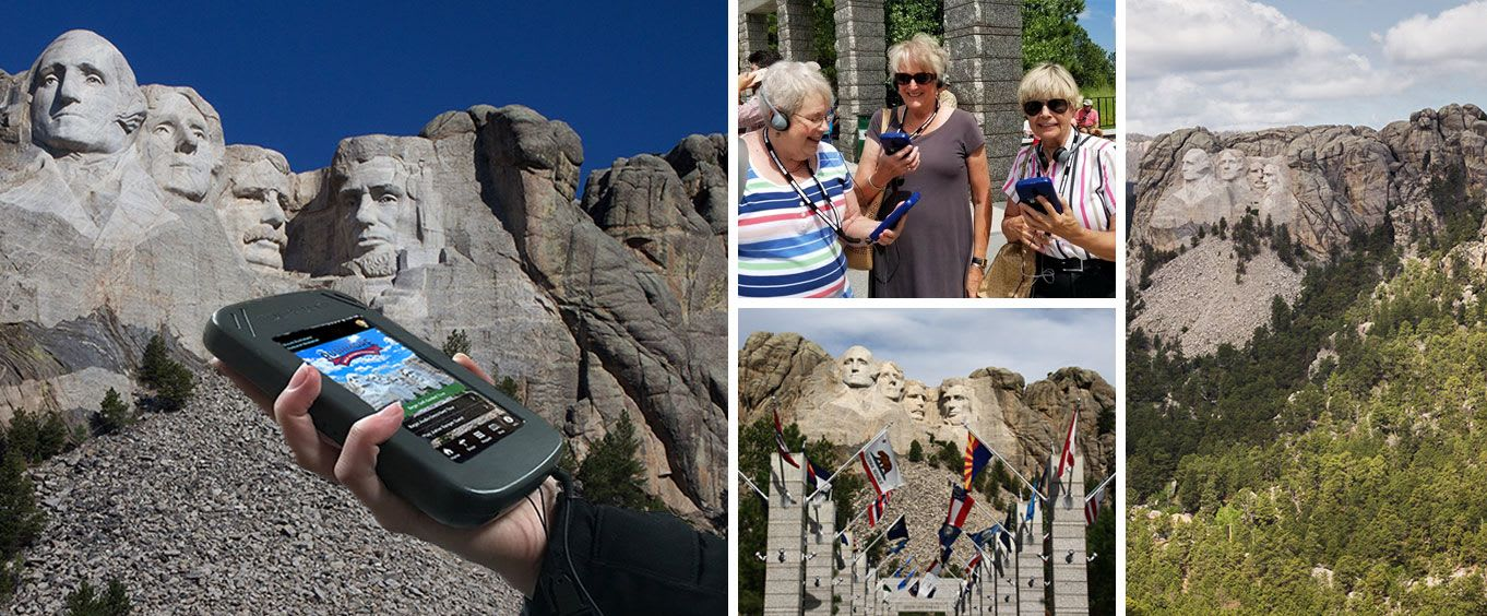 Mount Rushmore Audio Walking Tour