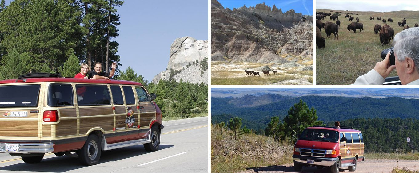 Mount Rushmore and Black Hills Safari Tour from Rapid City