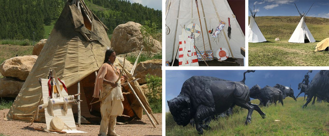 Admission to Tatanka: Story of the Bison Museum