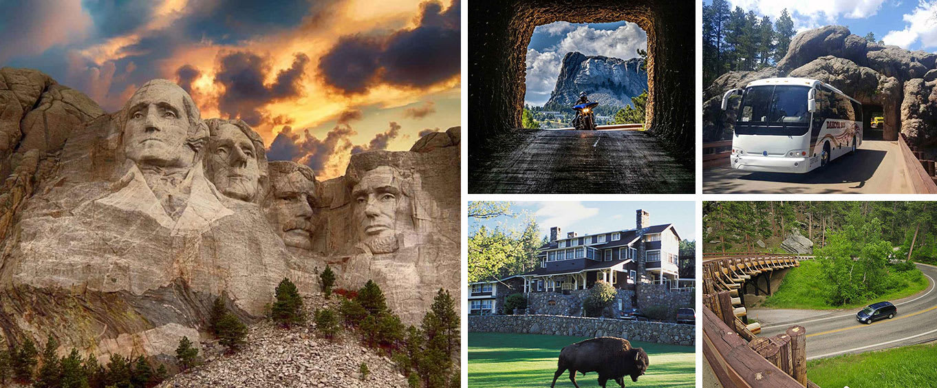 Mount Rushmore and Black Hills Full-Day Tour