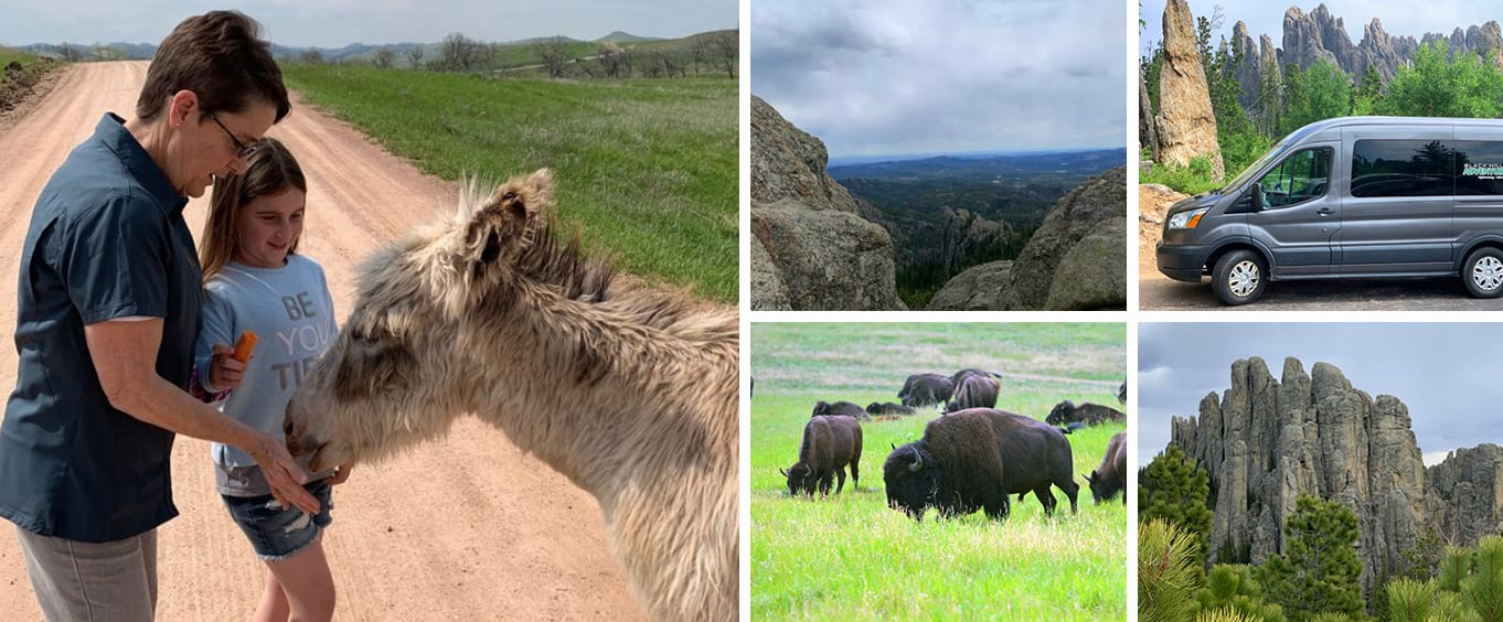 Custer State Park Private Safari and Hiking