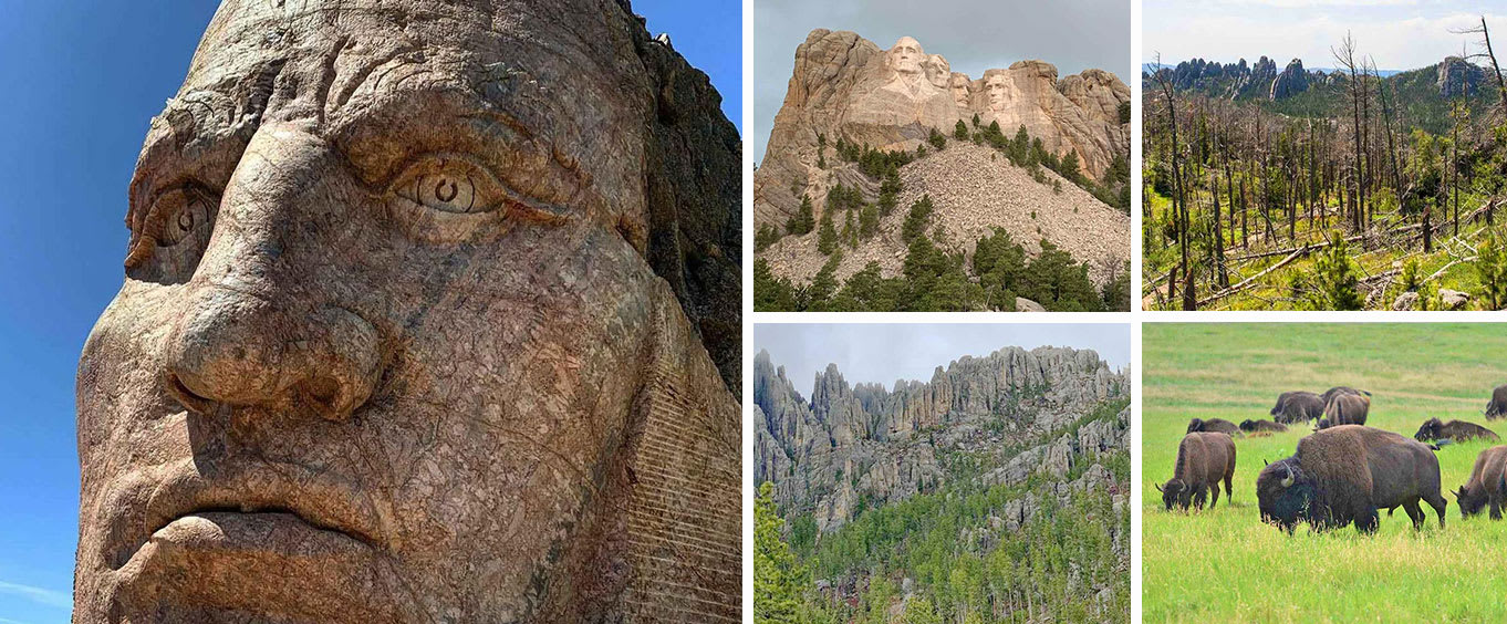 Private Black Hills Monuments Full-Day Tour