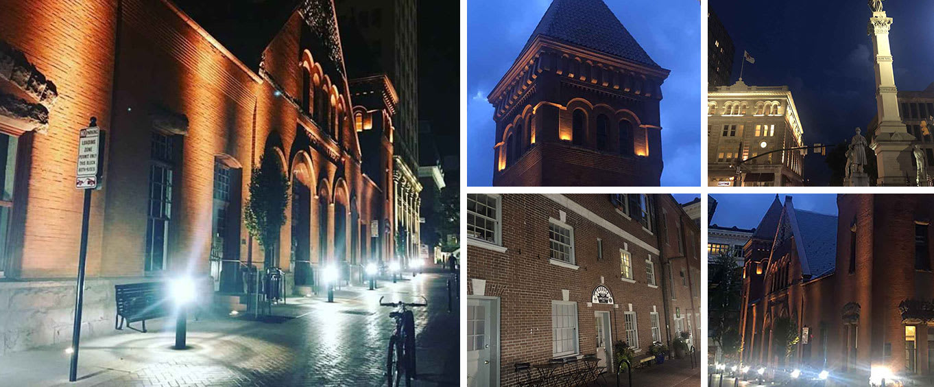 Lancaster Evening Ghost Tour by Candlelight
