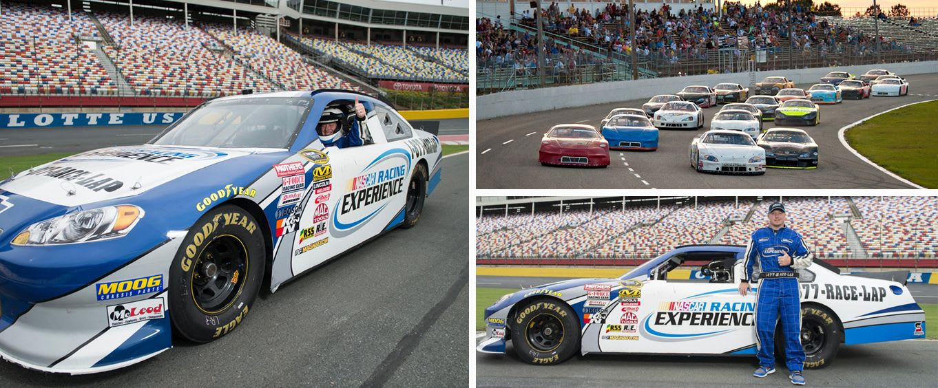 Nascar Racing Experience at Myrtle Beach Speedway