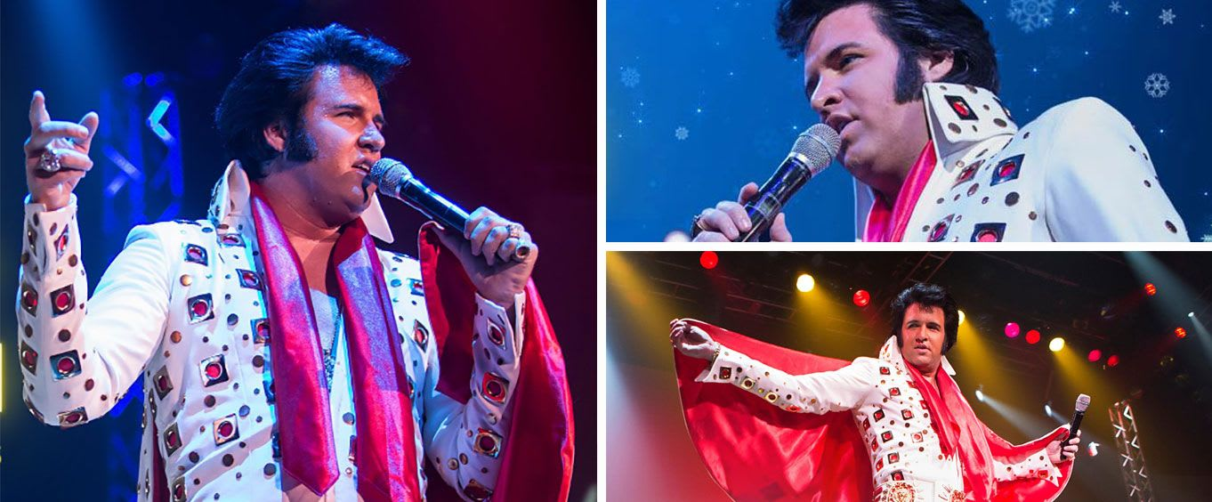 The King : A Tribute to Elvis