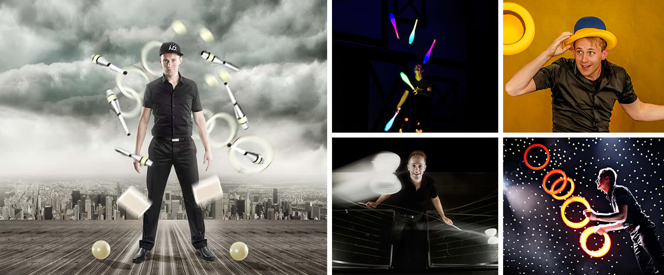 Catch This! Juggling Show