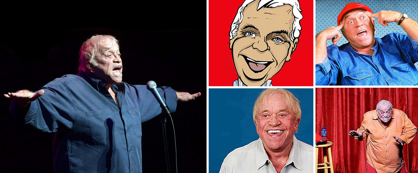 James Gregory : The Funniest Man in America