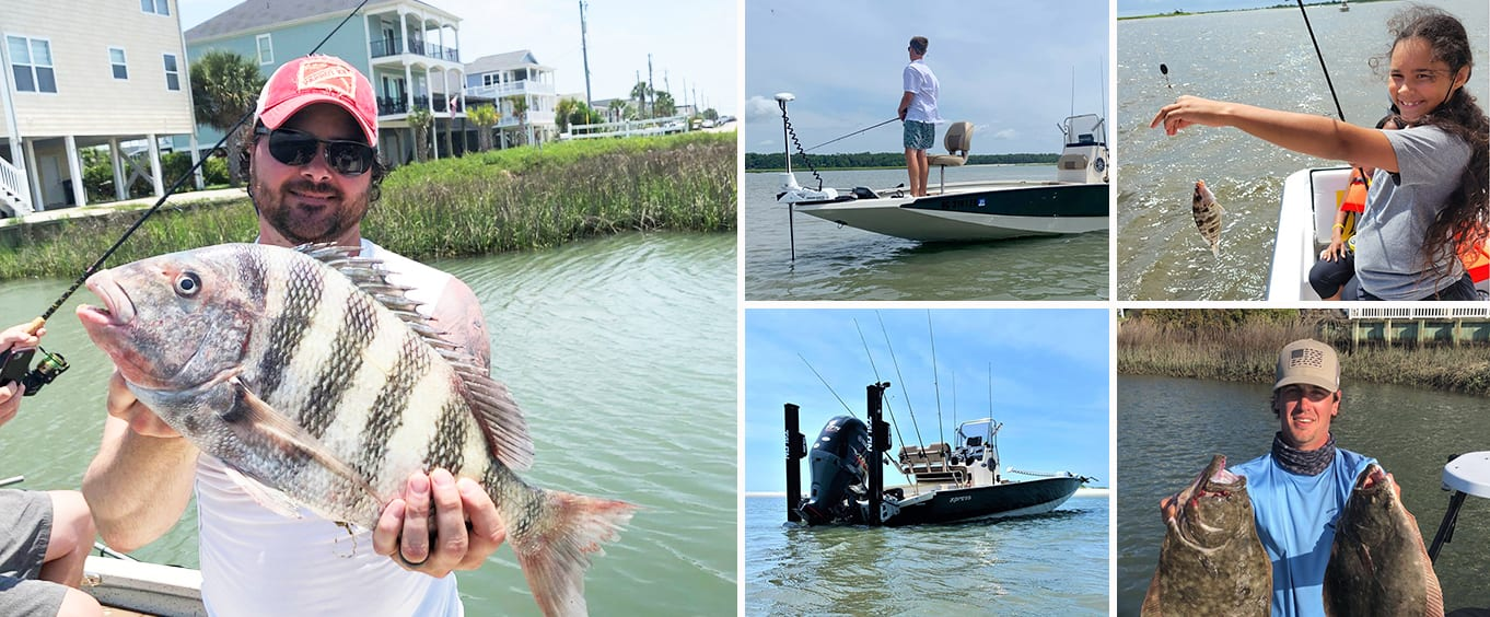 Myrtle Beach Private Fishing Charter