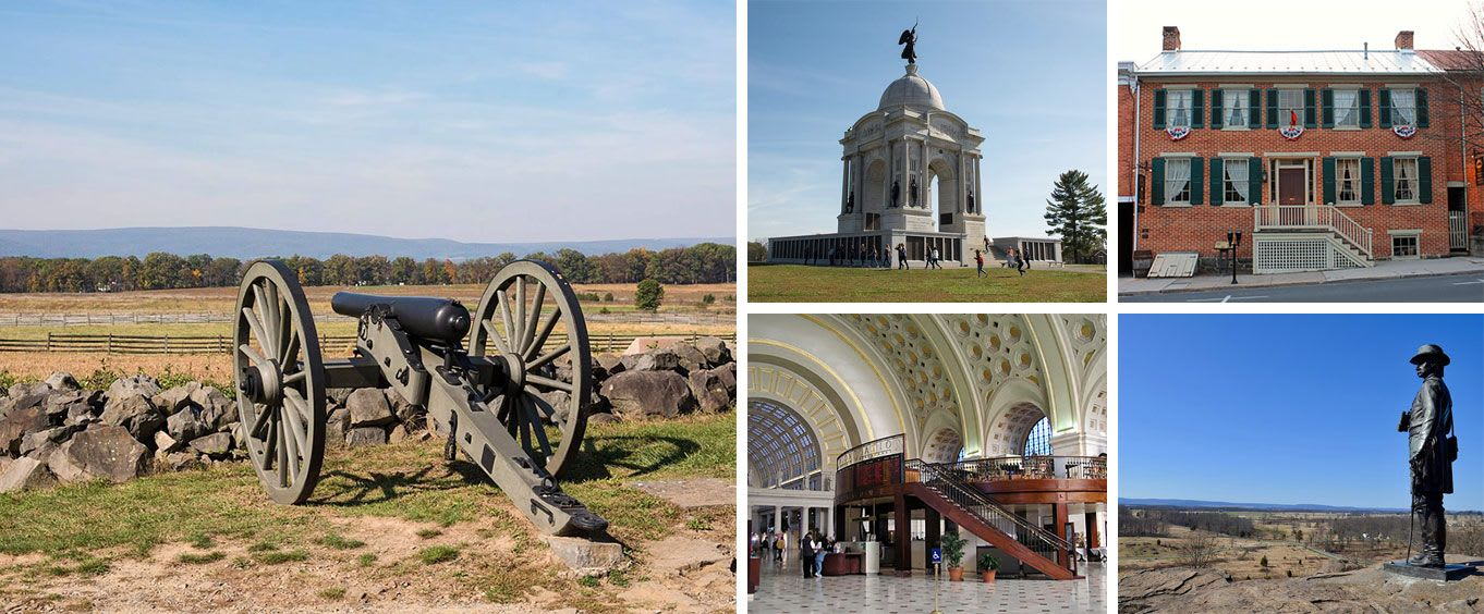 Gettysburg Experience Day Tour