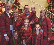 Family with Showboat Branson Belle Lunch and Dinner Cruises