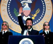 Enjoy the Yakov Make America Laugh Again Show