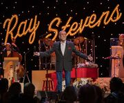 Performance at Ray Stevens CabaRay Dinner Show
