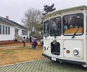 Early Myrtle Beach and The War Years Trolley Tour