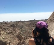 Views on the Badlands National Park Private Tour