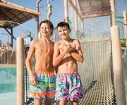Boys at Myrtle Waves Water Park