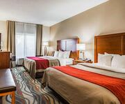 Comfort Inn Chattanooga Downtown/Lookout Mountain Room Photos