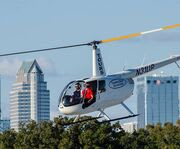 Downtown St. Petersburg Helicopter Tours