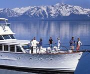 Beautiful Lake Views on the Lake Tahoe Sightseeing & Lunch Cruises Aboard the Bleu Wave