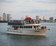 Enjoy the Atlantic City Afternoon Cruise Through Inlets & Bay Areas