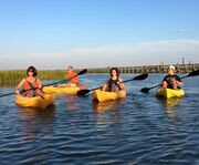 Have Fun on the Guided Murrells Inlet Backwater Myrtle Beach Kayak Tour