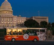 Moonlight Trolley Capitol Building