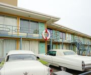 Motel on the Memphis Discovery Tour