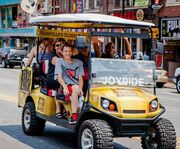 Golf Cart with Nashville Joyride Experience Tours