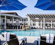 Outdoor Pool at Clarion Inn Tampa
