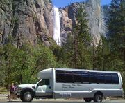 Shuttle for the Yosemite Valley Tour From Lake Tahoe